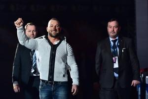 Robert Förstemann zurück in der ÖVB-Arena