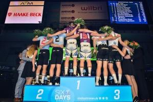 Siegerehrung U23 in Bremen