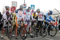 15 Minuten bis zum Start des Jedermannrennens, Storck Bicycle MOL Cup 2012, 15. April