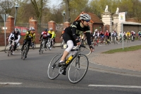 Flottes Tempo! Jedermannrennen des Storck Bicycle MOL Cup 2012, 15. April