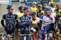 Start der C-Klasse, 156 km, 54. Berlin - Bad Freienwalde - Berlin, 15.04.2012