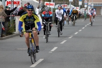 Storck Bicycle MOL Cup 2012, Zieleinlauf Jedermannrennen, 15. April 2012