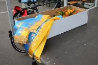 Bereit für die Siegerehrung, Erich Schulz Gedenkrennen, Jedermannrennen, MOL Cup 2012