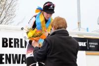 Siegerehrung Jedermannrennen, Erste der Frauen, Storck MOL-Cup 2012