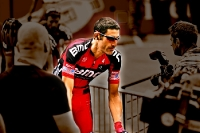 George Hincapie bei der 99. Tour de France 2012
