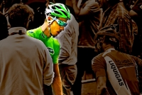 Peter Sagan bei der 99. Tour de France 2012