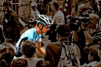 Tony Martin bei der 99. Tour de France 2012