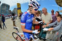 Thibaut Pinot, Tour de France 2014