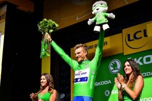 Marcel Kittel gewinnt 7. Etappe