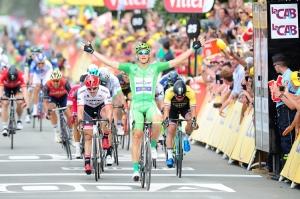 Marcel Kittel, Le Tour de France 2017
