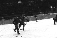 DDR-Eishockeymeisterschaft 1950 in Schierke, Harz