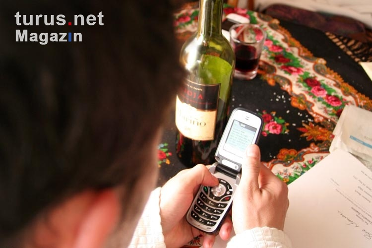 SMS tippen ...