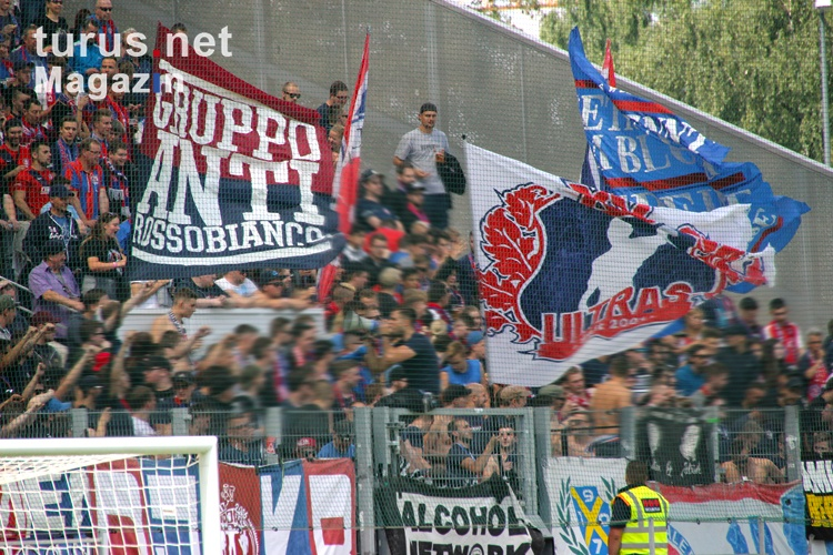 Support WSV Ultras Fans in Essen August 2017