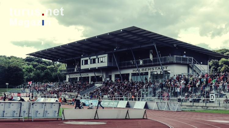 Germania Halberstadt vs. FC Energie Cottbus