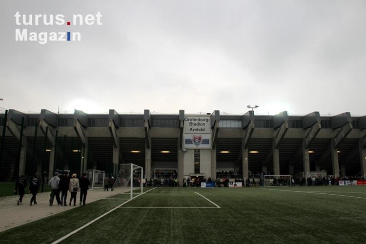 Foto: Grotenburg Stadion KFC Uerdingen - Bilder von KFC ...