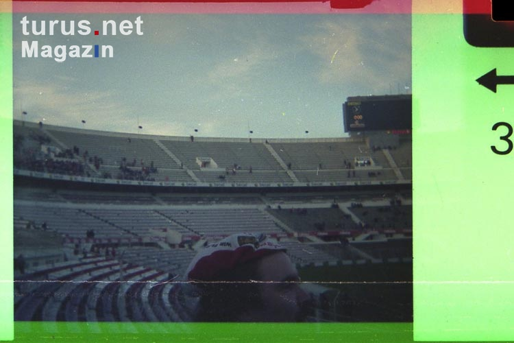 Estádio do Sport Lisboa e Benfica, 1994 (Pocketfilm)