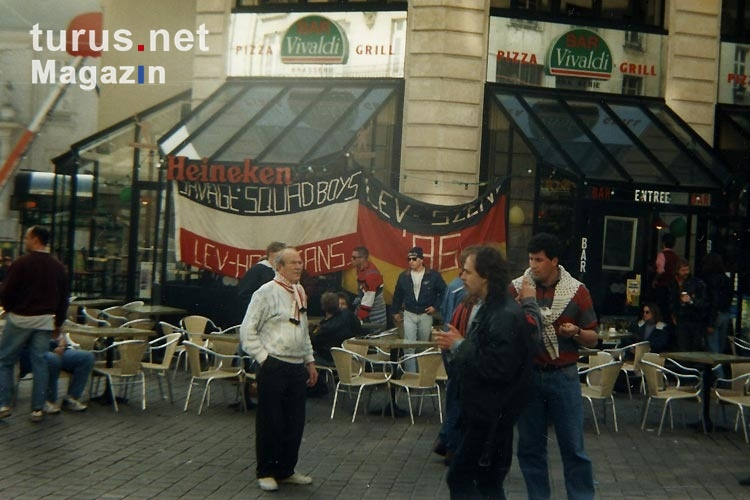 Lev-Hooligans in Nantes, Lev-Szene 86, Savage Squad Boys (1995)