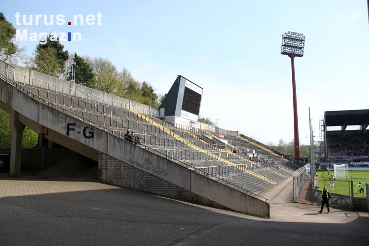 Foto: Grotenburg Stadion in Krefeld - Bilder von KFC ...