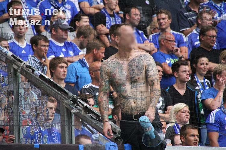 Foto: Capo UGE - Bilder von FC Schalke 04 - turus.net Magazin