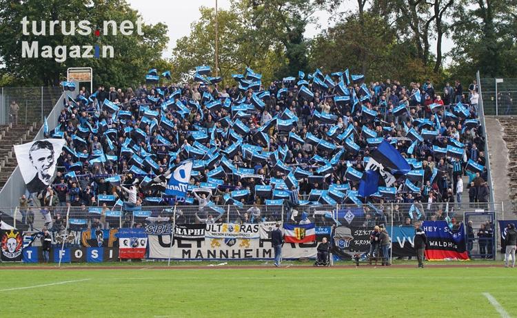Foto: Wormatia Worms vs. SV Waldhof Mannheim, 0:1 - Bilder ...