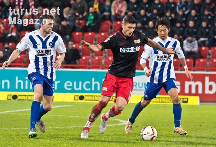 union berlin vs karlsruher