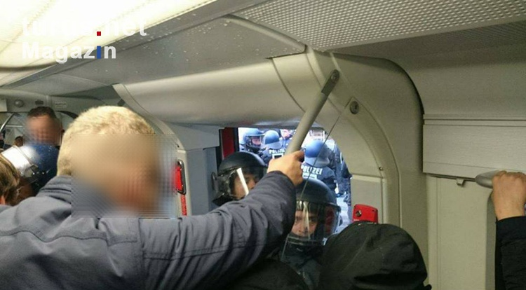 Foto: Polizeieinsatz in Duisburg-Schlenk - Bilder von F.C ...