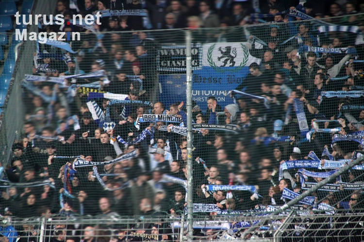Support 1860 Fans Ultras Wambo Giasing 1860