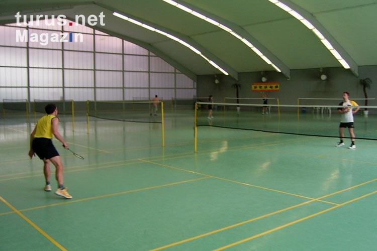 Badminton Halle Köln