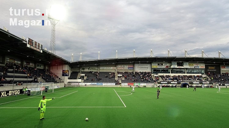 Gefle IF vs. Varbergs BOIS FC