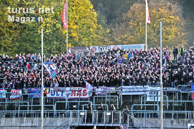 Support KFC Fans in Wuppertal November 2017