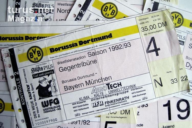 Eintrittskarten Bvb