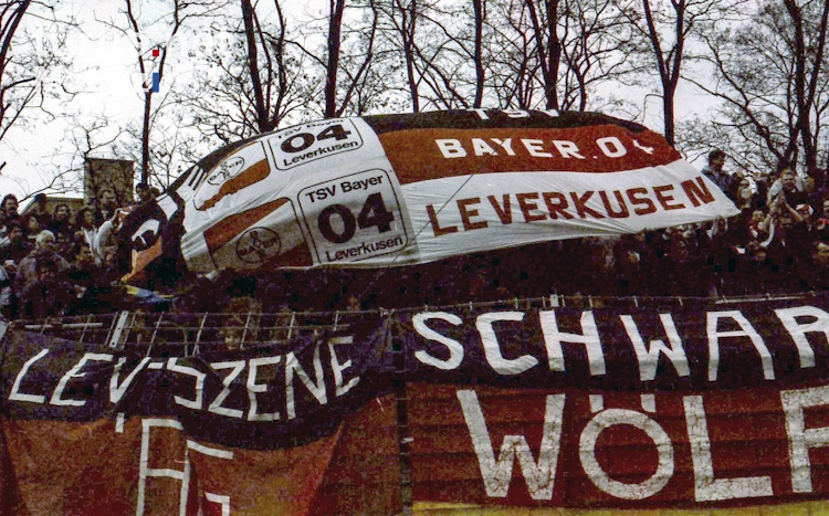 Schwarze Wölfe Leverkusen