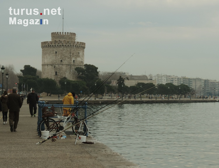 Unterwegs in Thessaloniki