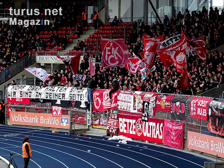 Kaiserslautern Vs Braunschweig