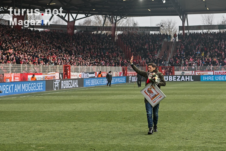 1. FC Union Berlin vs. Fortuna Düsseldorf