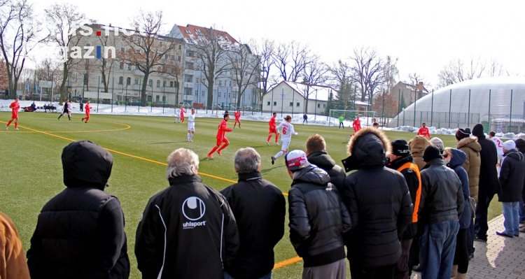 1. FC Union Berlin II vs. Berliner AK 07