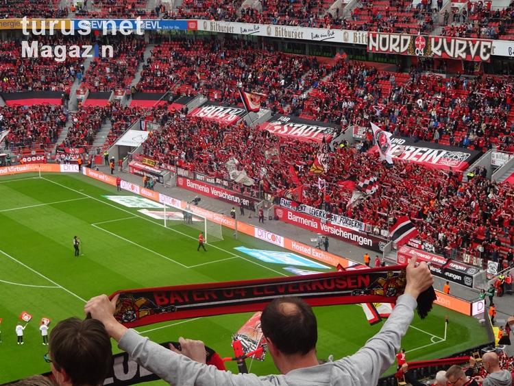 Nordkurve Leverkusen