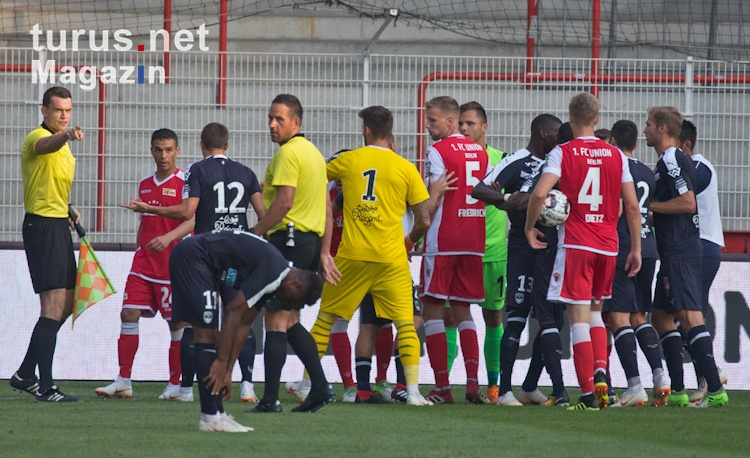 1. FC Union Berlin vs. Girondins Bordeaux