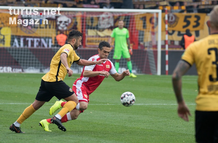 1. FC Union Berlin vs. SG Dynamo Dresden