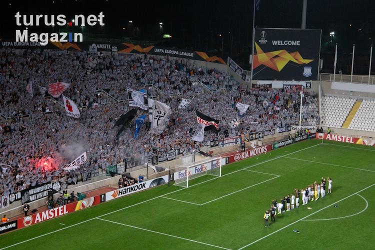 Limassol Eintracht Frankfurt