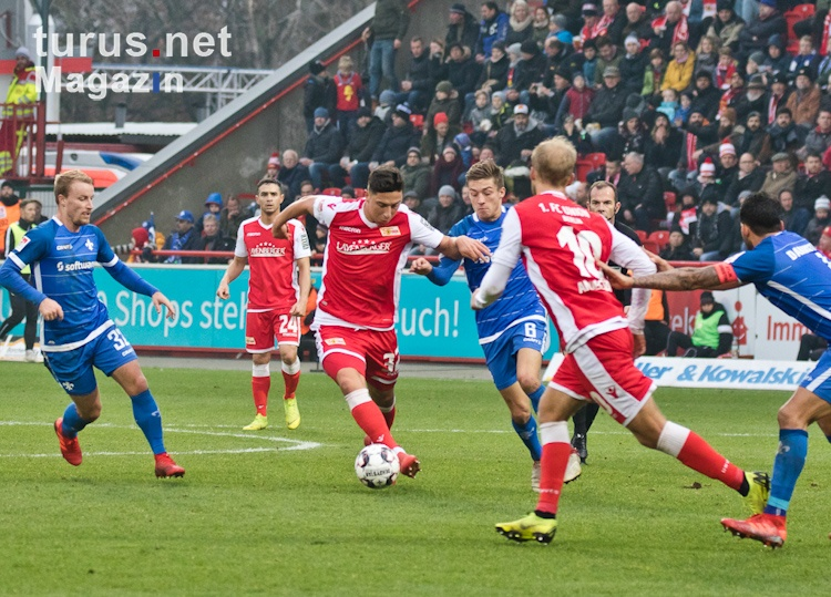 1. FC Union Berlin vs. SV Darmstadt 98