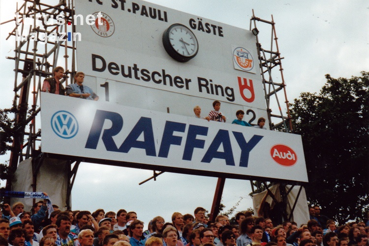 St Pauli Hansa Rostock