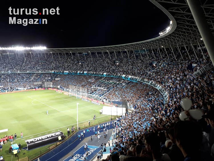 Racing Club vs. CA Belgrano Cordoba