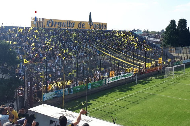 Almirante Brown vs. CA Atlanta