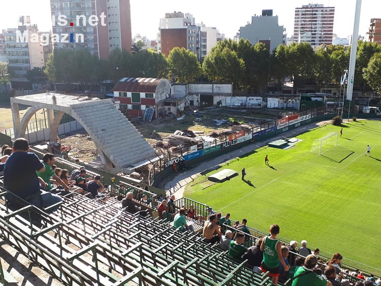 Ferro Carril Oeste vs. Brown de Adrogue