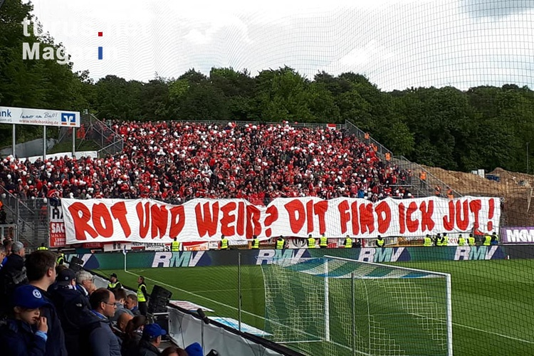 SV Darmstadt 98 vs. 1. FC Union Berlin