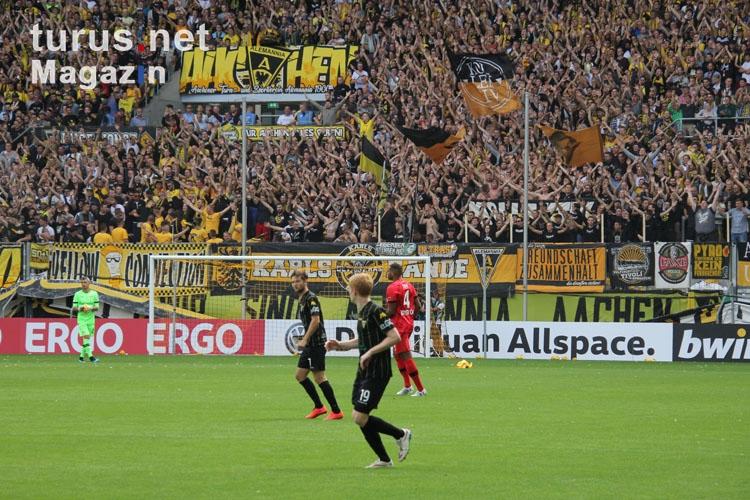 Alemannia Gegen Leverkusen