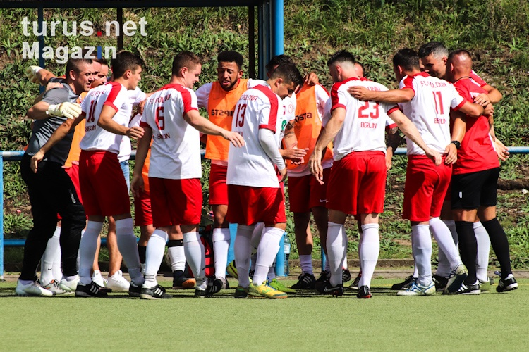 FC Polonia Berlin vs. SSC Teutonia 99