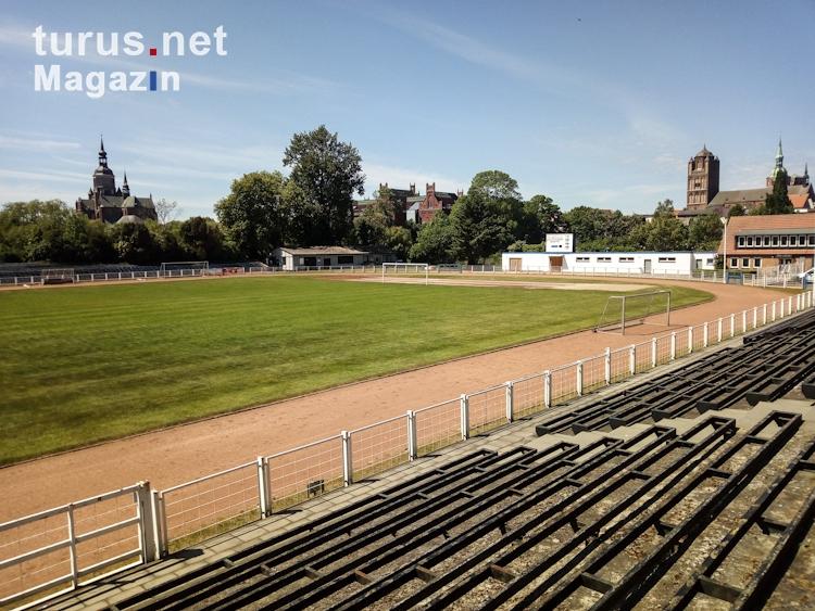 Stadion Der Freundschaft Stralsund