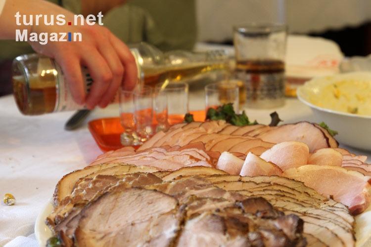 Foto: Polnische Spezialitäten zu Ostern in Niederschlesien
